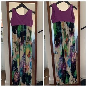Calypso Maxi Dress